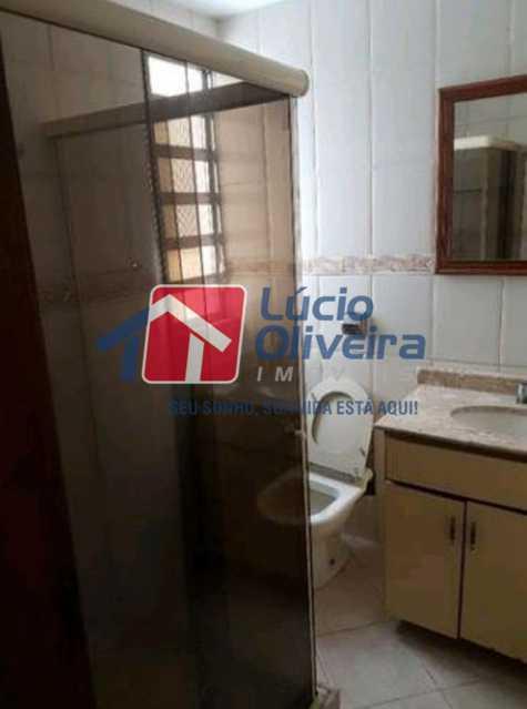 11-Banheiro social... - Apartamento À Venda - Olaria - Rio de Janeiro - RJ - VPAP21106 - 11