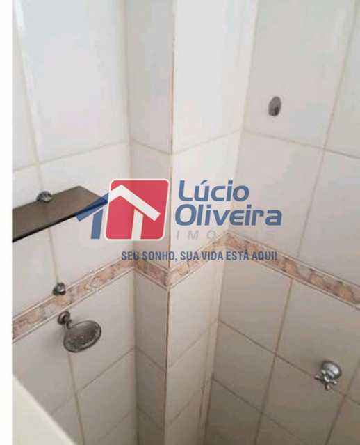 12-Banheiro social. - Apartamento À Venda - Olaria - Rio de Janeiro - RJ - VPAP21106 - 12