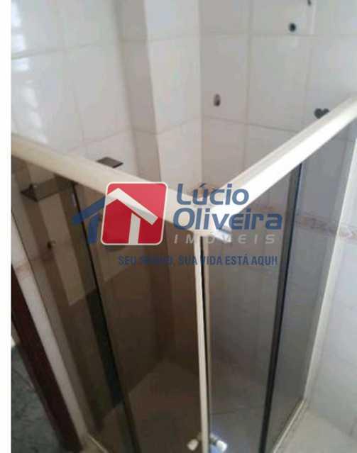 13-Banheiro social - Apartamento À Venda - Olaria - Rio de Janeiro - RJ - VPAP21106 - 13