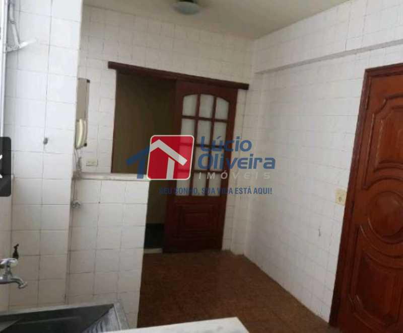 14-Cozinha - Apartamento À Venda - Olaria - Rio de Janeiro - RJ - VPAP21106 - 14