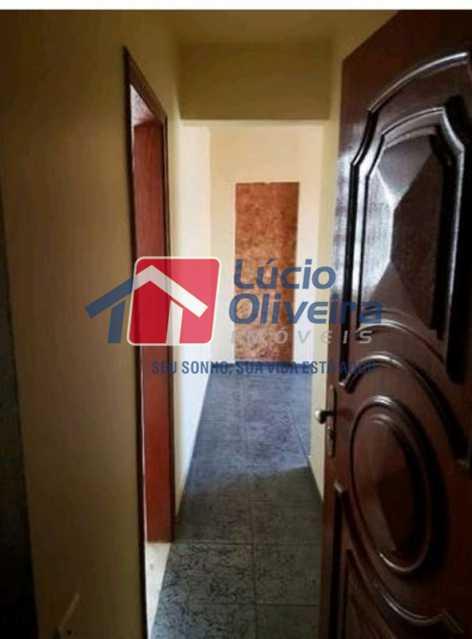 15-Entrada principal - Apartamento À Venda - Olaria - Rio de Janeiro - RJ - VPAP21106 - 15