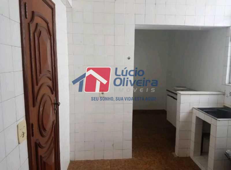 16-Entrada serviço area - Apartamento À Venda - Olaria - Rio de Janeiro - RJ - VPAP21106 - 16