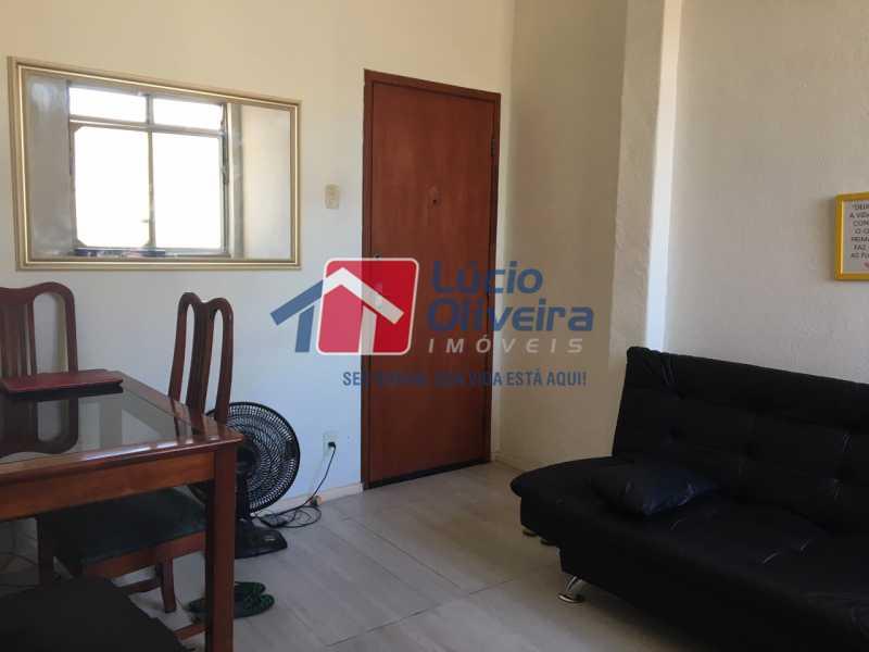 4 sala - Apartamento À Venda - Penha - Rio de Janeiro - RJ - VPAP10125 - 6
