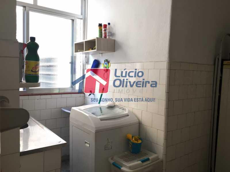7 cozinha - Apartamento À Venda - Penha - Rio de Janeiro - RJ - VPAP10125 - 9