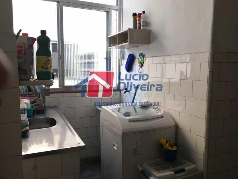 8 área - Apartamento À Venda - Penha - Rio de Janeiro - RJ - VPAP10125 - 10
