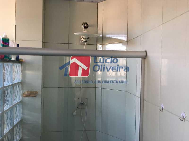 10 banheiro - Apartamento À Venda - Penha - Rio de Janeiro - RJ - VPAP10125 - 12