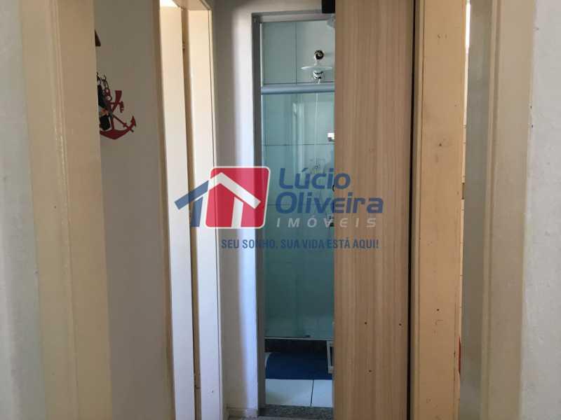 15 banheiro - Apartamento À Venda - Penha - Rio de Janeiro - RJ - VPAP10125 - 16