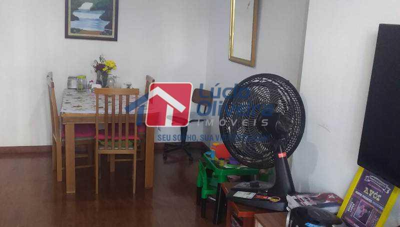 1-Sala 2 ambientes. - Apartamento À Venda - Vila da Penha - Rio de Janeiro - RJ - VPAP30259 - 1