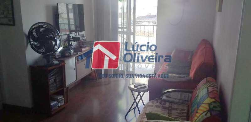 2-Sala 2 ambientes - Apartamento À Venda - Vila da Penha - Rio de Janeiro - RJ - VPAP30259 - 3
