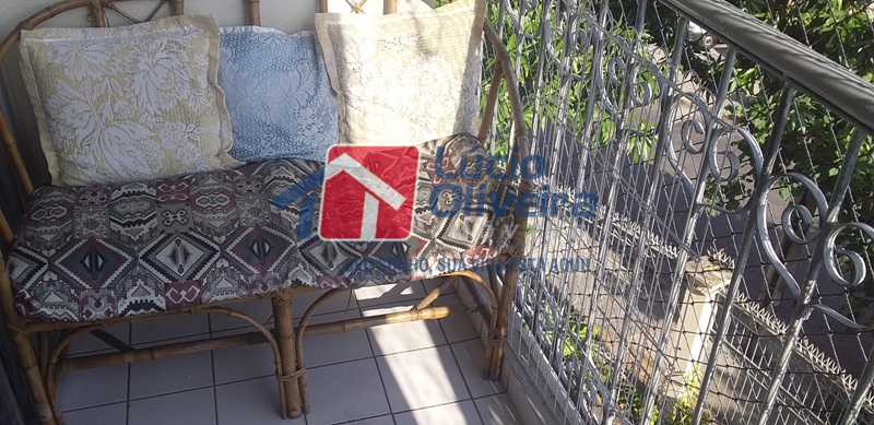 10-Varanda - Apartamento À Venda - Vila da Penha - Rio de Janeiro - RJ - VPAP30259 - 11