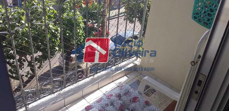 11-Varanda. - Apartamento À Venda - Vila da Penha - Rio de Janeiro - RJ - VPAP30259 - 12