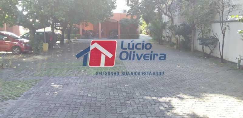 52 - Estacionamento - Apartamento À Venda - Vila da Penha - Rio de Janeiro - RJ - VPAP30259 - 15