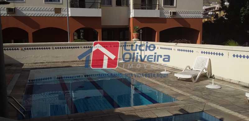 53 - Piscina - Apartamento À Venda - Vila da Penha - Rio de Janeiro - RJ - VPAP30259 - 16