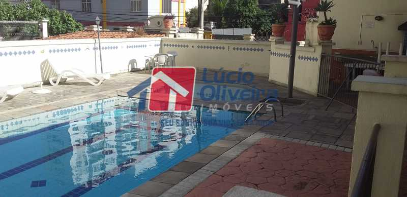 54 - Piscina - Apartamento À Venda - Vila da Penha - Rio de Janeiro - RJ - VPAP30259 - 17