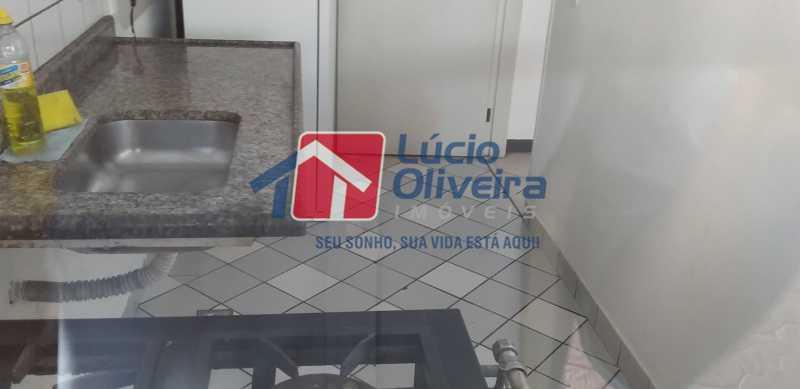 55 - Salão de Festas - Apartamento À Venda - Vila da Penha - Rio de Janeiro - RJ - VPAP30259 - 18