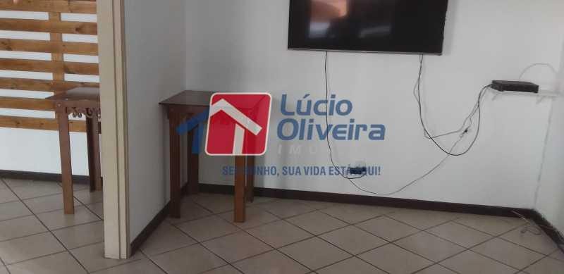 56 - Salão de Festas - Apartamento À Venda - Vila da Penha - Rio de Janeiro - RJ - VPAP30259 - 19
