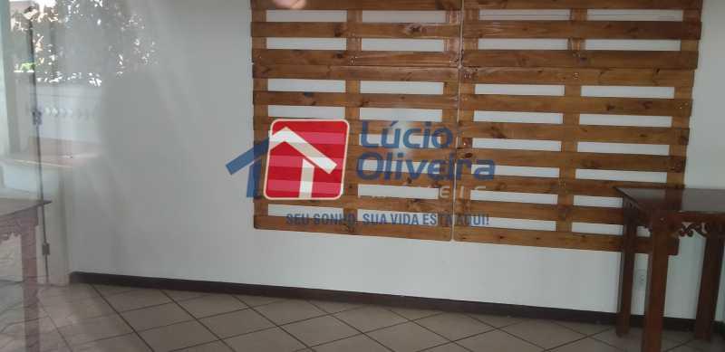 57 - Salão de Festas - Apartamento À Venda - Vila da Penha - Rio de Janeiro - RJ - VPAP30259 - 20