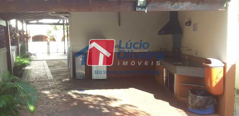 60 - Área Livre - Apartamento À Venda - Vila da Penha - Rio de Janeiro - RJ - VPAP30259 - 23