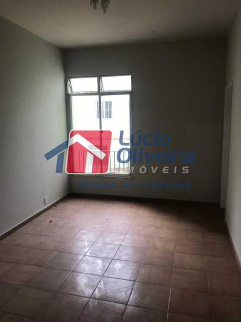 1-Sala 2 ambientes. - Apartamento Rua Vaz de Toledo,Méier, Rio de Janeiro, RJ Para Venda e Aluguel, 2 Quartos, 62m² - VPAP21109 - 1