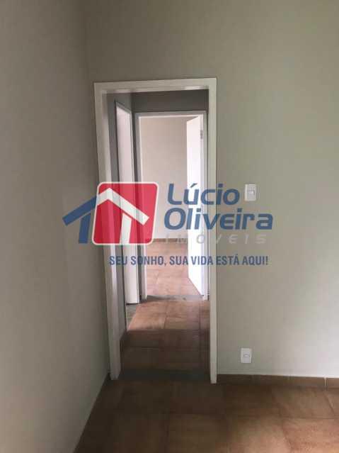 5-Circulação. - Apartamento Rua Vaz de Toledo,Méier, Rio de Janeiro, RJ Para Venda e Aluguel, 2 Quartos, 62m² - VPAP21109 - 6