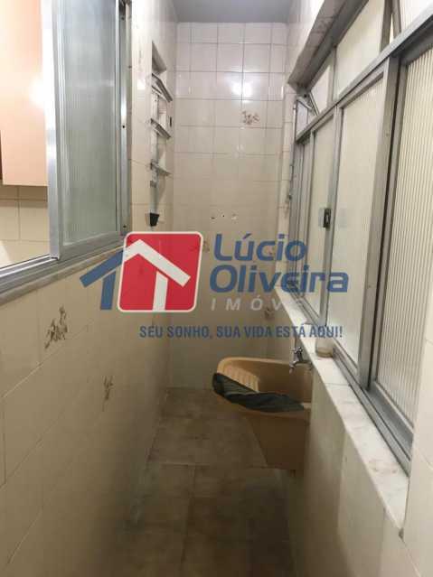 6-Area Serviço. - Apartamento Rua Vaz de Toledo,Méier, Rio de Janeiro, RJ Para Venda e Aluguel, 2 Quartos, 62m² - VPAP21109 - 7