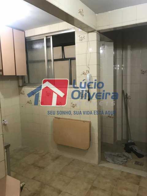 8-Cozinha e area. - Apartamento Rua Vaz de Toledo,Méier, Rio de Janeiro, RJ Para Venda e Aluguel, 2 Quartos, 62m² - VPAP21109 - 9