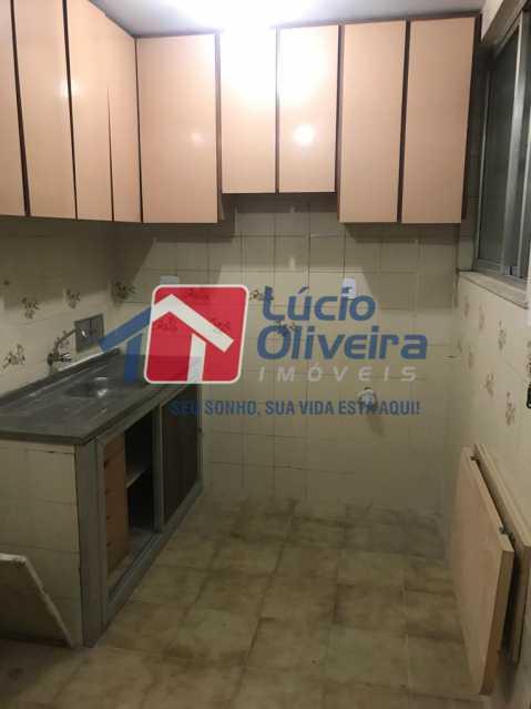 10-Cozinha. - Apartamento Rua Vaz de Toledo,Méier, Rio de Janeiro, RJ Para Venda e Aluguel, 2 Quartos, 62m² - VPAP21109 - 11