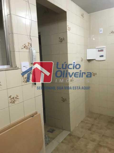 11-cozinha e area 2. - Apartamento Rua Vaz de Toledo,Méier, Rio de Janeiro, RJ Para Venda e Aluguel, 2 Quartos, 62m² - VPAP21109 - 12