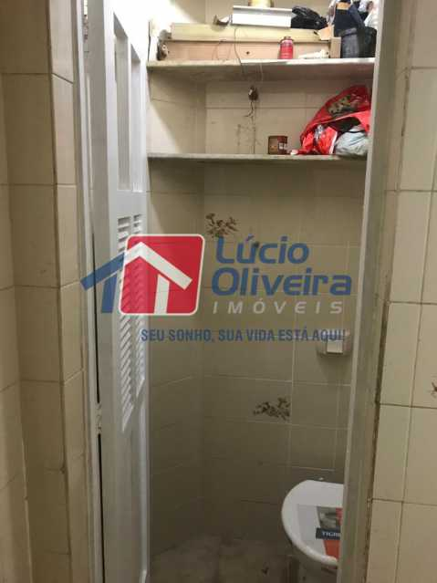 12-Banheiro serviço. - Apartamento Rua Vaz de Toledo,Méier, Rio de Janeiro, RJ Para Venda e Aluguel, 2 Quartos, 62m² - VPAP21109 - 13