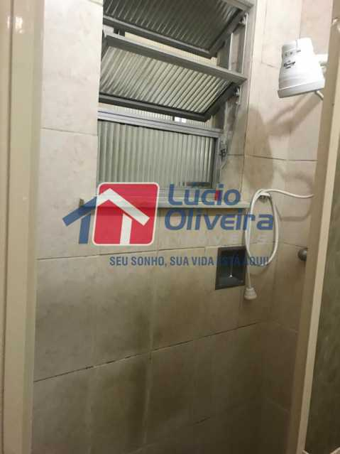 14-Banheiro Social. - Apartamento Rua Vaz de Toledo,Méier, Rio de Janeiro, RJ Para Venda e Aluguel, 2 Quartos, 62m² - VPAP21109 - 15