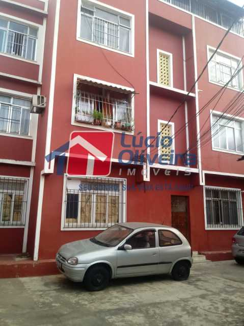 01. - Apartamento à venda Rua Cascais,Penha, Rio de Janeiro - R$ 230.000 - VPAP21111 - 1