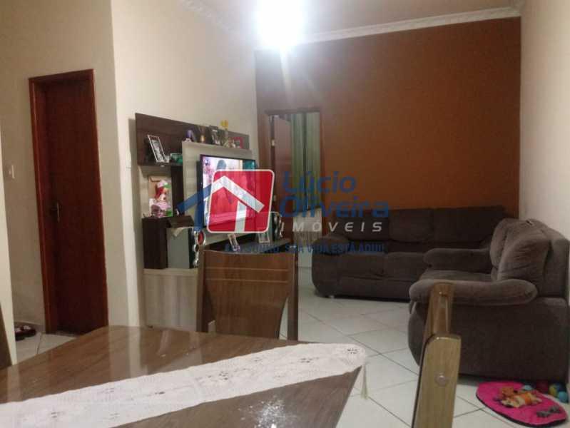 02. - Apartamento à venda Rua Cascais,Penha, Rio de Janeiro - R$ 230.000 - VPAP21111 - 3