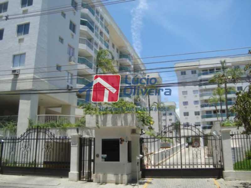 01. - Apartamento Taquara,Rio de Janeiro,RJ À Venda,2 Quartos,57m² - VPAP21114 - 1