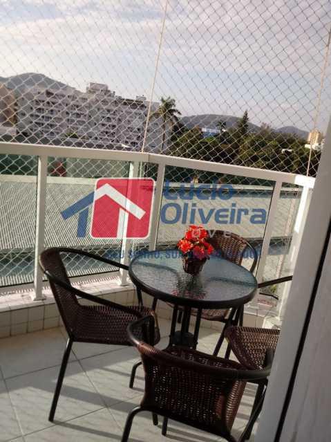 02. - Apartamento Taquara,Rio de Janeiro,RJ À Venda,2 Quartos,57m² - VPAP21114 - 3