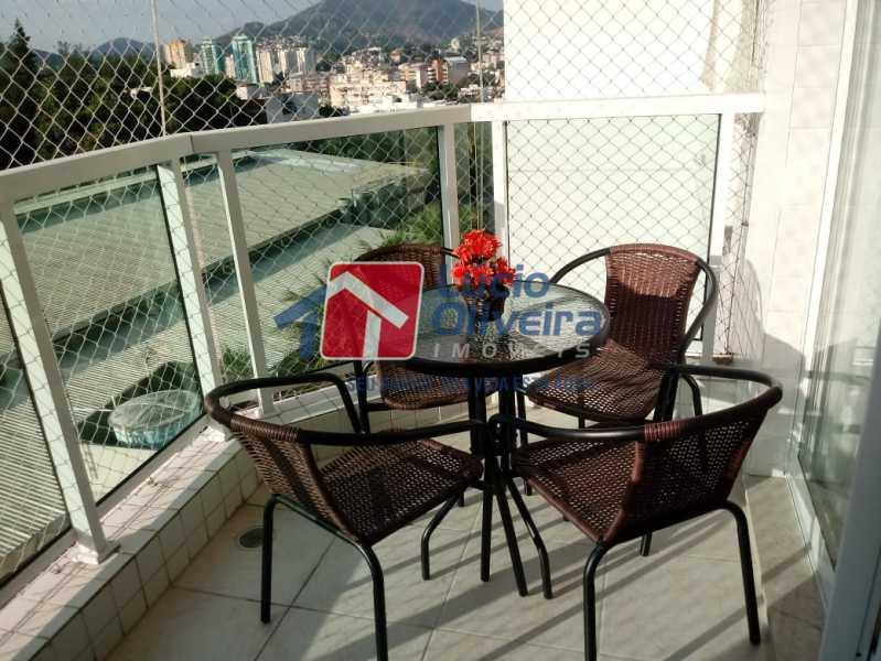 03. - Apartamento Taquara,Rio de Janeiro,RJ À Venda,2 Quartos,57m² - VPAP21114 - 4