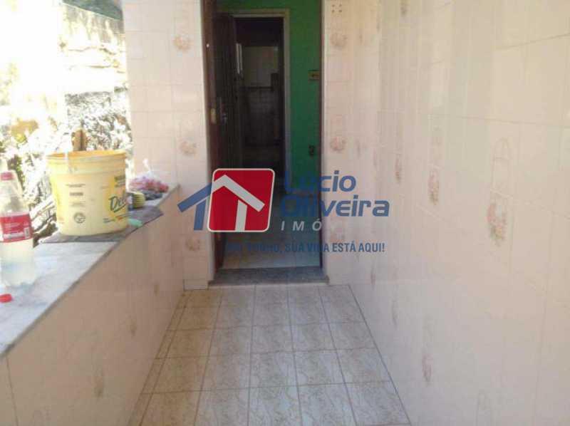 16 VARANDA - Casa À Venda - Vicente de Carvalho - Rio de Janeiro - RJ - VPCA20209 - 16