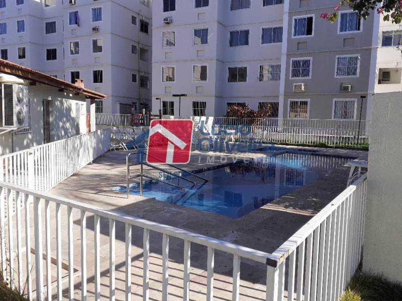 1 FACHADA - Apartamento Rua Moacir de Almeida,Tomás Coelho,Rio de Janeiro,RJ À Venda,2 Quartos,45m² - VPAP21115 - 1