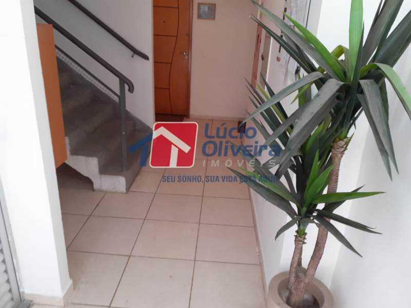 2  ENTRADA - Apartamento Rua Moacir de Almeida,Tomás Coelho,Rio de Janeiro,RJ À Venda,2 Quartos,45m² - VPAP21115 - 3