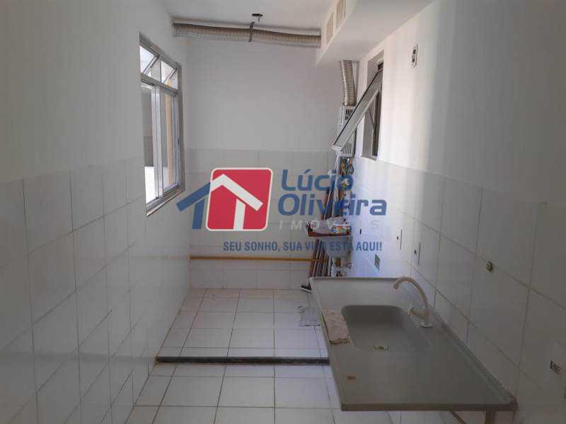 8 COZINHA - Apartamento Rua Moacir de Almeida,Tomás Coelho,Rio de Janeiro,RJ À Venda,2 Quartos,45m² - VPAP21115 - 10
