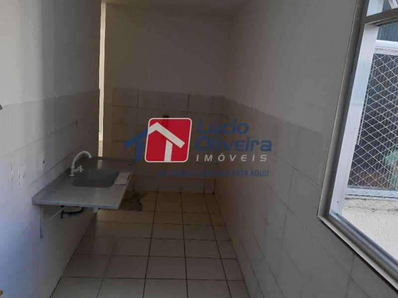 9 COZINHA - Apartamento Rua Moacir de Almeida,Tomás Coelho,Rio de Janeiro,RJ À Venda,2 Quartos,45m² - VPAP21115 - 11