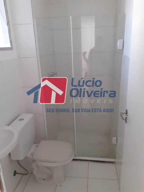 10 BANHEIRO - Apartamento Rua Moacir de Almeida,Tomás Coelho,Rio de Janeiro,RJ À Venda,2 Quartos,45m² - VPAP21115 - 12