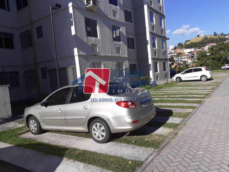 12 ESTACIONAMENTO - Apartamento Rua Moacir de Almeida,Tomás Coelho,Rio de Janeiro,RJ À Venda,2 Quartos,45m² - VPAP21115 - 14