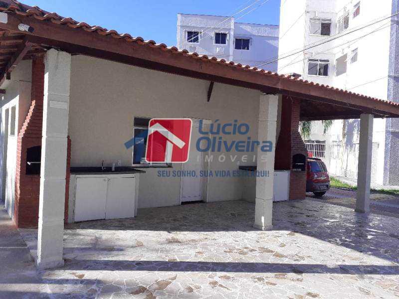 13 CHURRASQUEIRA - Apartamento Rua Moacir de Almeida,Tomás Coelho,Rio de Janeiro,RJ À Venda,2 Quartos,45m² - VPAP21115 - 15