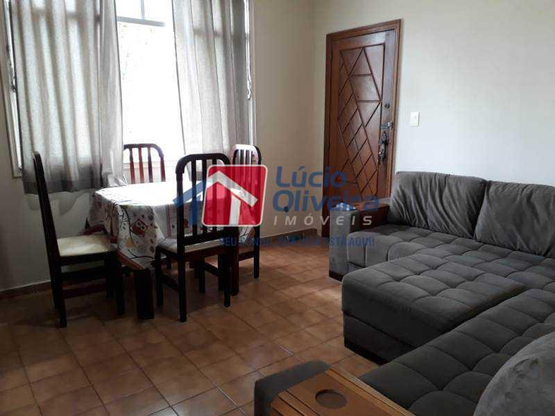 1 sala - Apartamento à venda Rua Vaz Lobo,Vaz Lobo, Rio de Janeiro - R$ 170.000 - VPAP21116 - 1