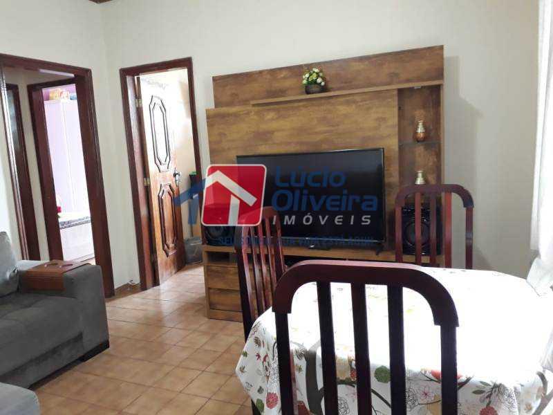 2 sala - Apartamento à venda Rua Vaz Lobo,Vaz Lobo, Rio de Janeiro - R$ 170.000 - VPAP21116 - 3