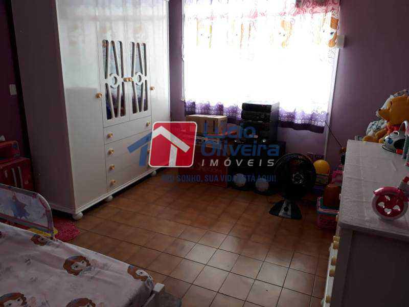 3 quarto 2 - Apartamento à venda Rua Vaz Lobo,Vaz Lobo, Rio de Janeiro - R$ 170.000 - VPAP21116 - 4