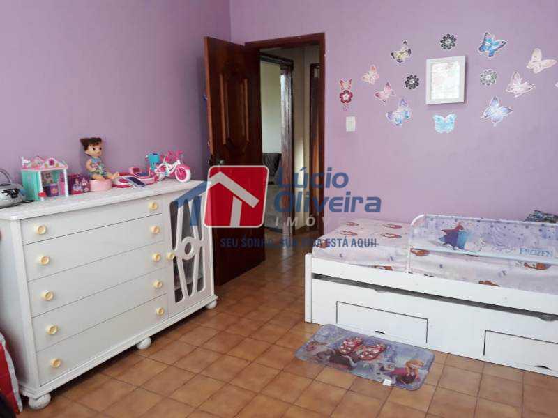 4 quarto 2 - Apartamento à venda Rua Vaz Lobo,Vaz Lobo, Rio de Janeiro - R$ 170.000 - VPAP21116 - 5
