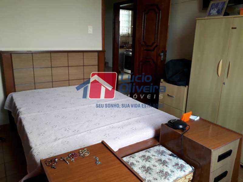 5 quarto 1 - Apartamento à venda Rua Vaz Lobo,Vaz Lobo, Rio de Janeiro - R$ 170.000 - VPAP21116 - 7