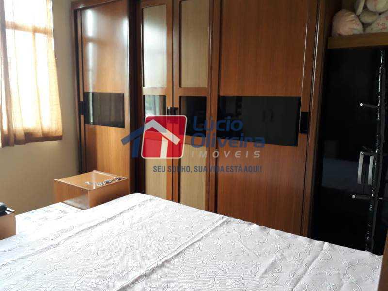 6 quaroto 1 - Apartamento à venda Rua Vaz Lobo,Vaz Lobo, Rio de Janeiro - R$ 170.000 - VPAP21116 - 8