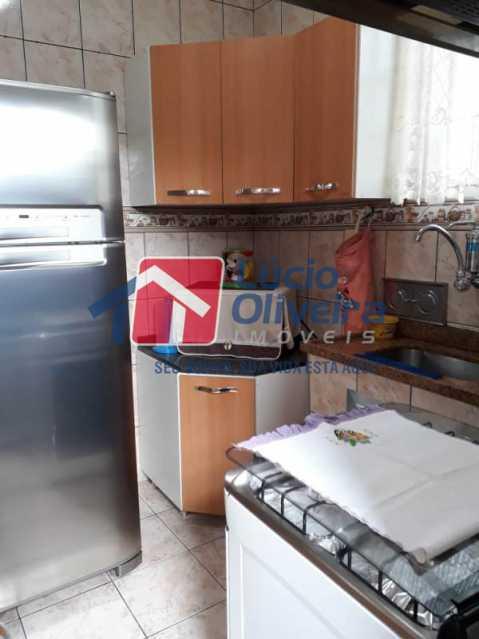 7 cozinha - Apartamento à venda Rua Vaz Lobo,Vaz Lobo, Rio de Janeiro - R$ 170.000 - VPAP21116 - 9